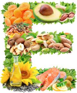Комплекс витаминов для кожи