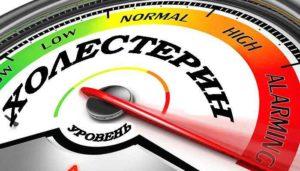 Повышенный холестерин у женщин