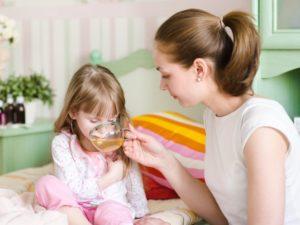 Простуда у ребенка 2 года