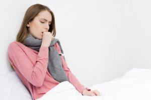 Сильные приступы кашля