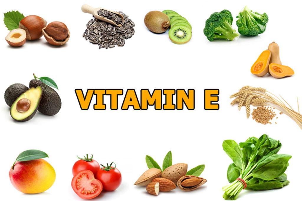 Витамин е в каких продуктах картинки