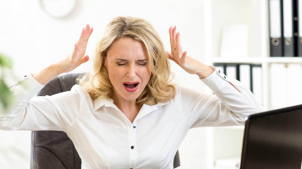 Стресс нервной системы
