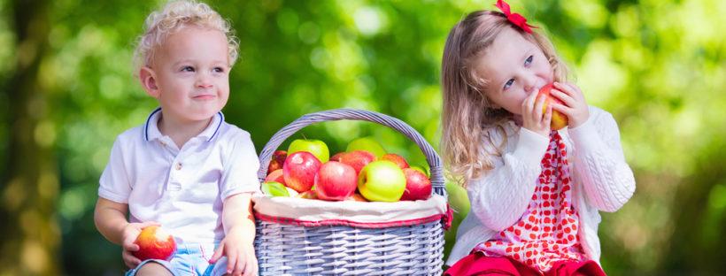 Лучшие витамины для детей от года