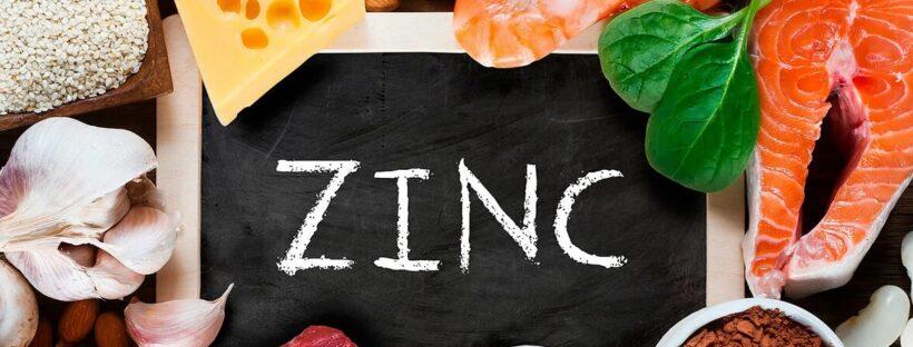 Принимать витамин цинк