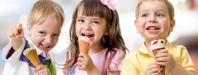 Давать ребенку сладкое